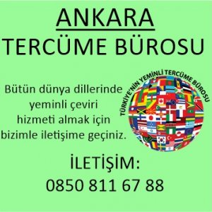 Ankara Translation Office